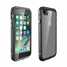 Hybrid Shockproof Hard Bumper Soft TPU Back Case Cover For Apple iPhone 7/7 Plus