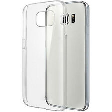 Ultra Thin Transparent Clear Soft Silcone Gel Plastic For Samsung Case Cover ^80