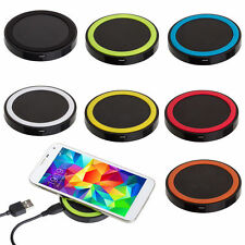 New QI Wireless Battery Charger Charging Pad for smart Cellphone DP