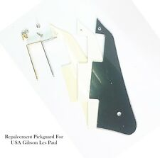 Replacement Pickguard For USA Gibson Les Paul or Custom w/ Bracket Option
