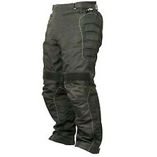 Cordura Motorcycle Pants / Trousers-Ce armor,air vents,zip off thermal liner