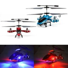 AVATAR Z008 IR 2.4G 4CH RC Remote Control Helicopter LED Light GYRO RTF 2 Colors