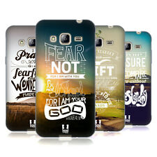 HEAD CASE DESIGNS CHRISTIAN SNAPSHOT SOFT GEL CASE FOR SAMSUNG GALAXY J3