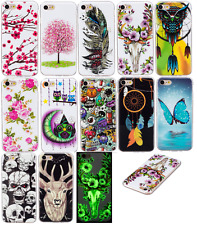 Slim Glow Noctilucent Soft TPU Rubber Gel Silicone Back Case Cover For Samsung