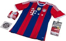 ADIDAS BAYERN MUNICH AUTHENTIC ADIZERO HOME KIT 2014/15 LIMITED EDITION.