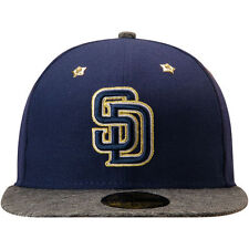 Men's San Diego Padres All Star Game 2016 New Era Navy 5950 Fitted Hat