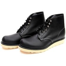 NIB Red Wing 8165 Heritage Work Round Toe Boots (Made in USA) RRP $420