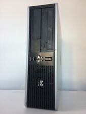 HP dc5850 SFF Desktop Computer Dual Core 2.7Ghz 4GB 160GB with Options