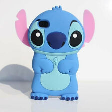 New 3D Cute Cartoon Animal Soft Silicon Case Skin Shell For iPhone 6/6S/7/7 Plus