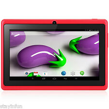 7 inch Q88H A33 Android 4.4 Tablet PC WVGA Screen Quad Core 1.2GHz 512MB+4GB
