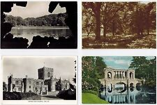 WILTSHIRE POSTCARD MARLBOROUGH WILTON PARK STOURHEAD EDINGTON OTHER POSTCARDS