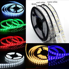 Non/Waterproof Colors 5M 3528 5050 5630 SMD 300/600 LED Flexible Strip Light DIY