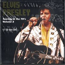 Elvis----17 CD Box Set---Touring in the 70's Vol 2-----Number 435 out of 1000
