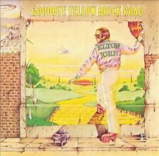 Goodbye Yellow Brick Road [Remaster] by Elton John (CD, May-1995, 2 Discs,...