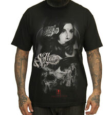 SULLEN Forgotten Mens T -shirt Tee Streetwear Tattoo Art Urban Punk New Black