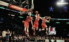 Blake Griffin Basketball Star Art Print poster (28x18inch)Decor 18