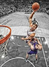 Blake Griffin Basketball Star Art Print poster (24x18inch)Decor 14