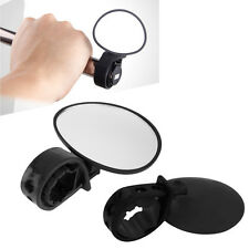 Bike Flexible Cycling Rearview Handlebar Mirror Bicycle Accessories Safety