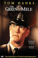 The Green Mile (DVD, 2000) WidescreenTom Hanks, Michael Clarke Duncan Brand New!