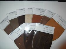 WASHABLE OVAL ELBOW /KNEE PATCHES - TRIMMINGS IN STUNNING BROWN SHADES