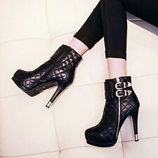 Women's Boots Spring / Fall / Winter Gladiator High Fashion
