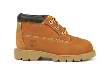 NEW Timberland 3-Eye 7180R Toddler and Infant Wheat Leather Chukka Boots