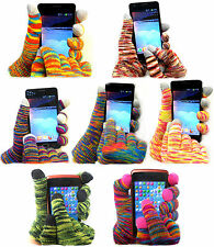 Touchscreen Gloves, Smartphone Glove, Handy Gloves iPhone 4S iPad HTC