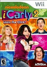 iCarly 2: iJoin the Click (Nintendo Wii, 2010) BRAND NEW,  FREE FIRST CLASS SHIP