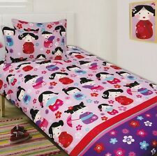Happy Kids China Doll Bed Set - Single or Double
