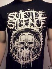 SUICIDE SILENCE MENS BAND T-SHIRT NEW TEE FREE SHIPING SIZE SM MED LG XL 2X