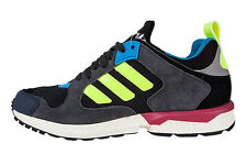 NEW MEN'S ADIDAS ORIGINALS ZX 5000 RSPN RUNNING [D65568] BLACK//ELECTRICITY-CARB