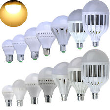 9W 12W 15W 20W 25W 36W E27 B22 LED Globe Bulb Light Warm White Lamp AC110V 220V