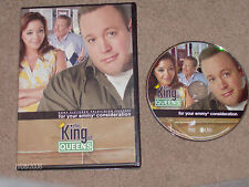 """King of Queens"" 2 Episode DVD! RARE DVD! Furious George & Domestic Disturbance"