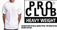 Pro Club 6 Pack HeavyWeight Short Sleeve  Plain Tall or-Reg T-shirts Tee S-10x