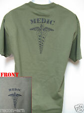 ARMY MEDIC T-SHIRT/ MILITARY / NEW