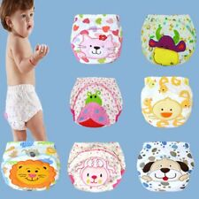 Infant Toddler Baby Cotton New Nappy Underwear Training Pants Cloth Diaper Cover