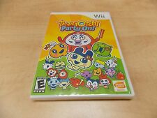 Tamagotchi: Party On (Nintendo Wii, 2007) NEW SEALED FREE 2 DAY SHIPPING