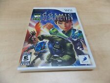 Ben 10: Ultimate Alien - Cosmic Destruction Wii NEW SEALED FREE 2 DAY SHIPPING