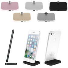 Charger Station Cradle Charging Sync Dock for Apple iPhone 5 5s 5c 6 6s 7 Plus