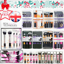 Real Techniques Makeup Brushes Core Collection/Starter Kit/Travel Essential Gift