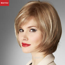 Charming Brazilian Virgin Human Hair Wigs For Women Short Hair Wigs Short Wigs