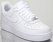 Nike WMNS Air Force 1 07 Low All White women lifestyle sneakers NEW 315115-112