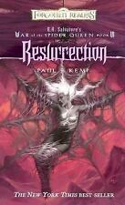 R. a Salvatore Presents the War of the Spider Queen: Resurrection Vol. 6 by Pau…