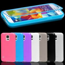 Pouch 360° Touch Case Cover Protective Cover Case Shell for iPhone Samsung
