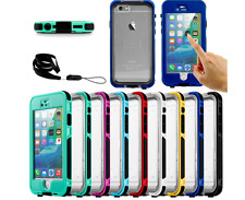 Waterproof Shockproof Snow Proof Case Cover Iphone Dirt Plus Heavy 6 6S  Apple