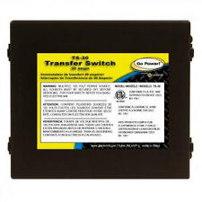 Go Power TS-30 30 Amp Hardwire Automatic Transfer Switch
