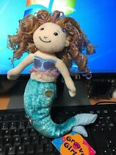Groovy Girls Marissa Mermaid Doll Manhattan Toy Co. Cute Doll 2001