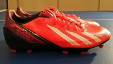 Adidas F30 TRX FG Soccer Cleats - Infrared with Black Sz 8, 9, 10, 11