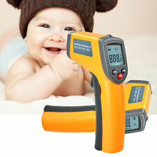 New Non-Contact LCD IR Laser Infrared Digital Temperature Thermometer Gun DB