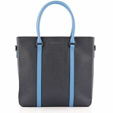 Burberry Kenneth Tote Saffiano Leather Medium
